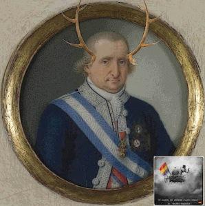 Carlos IV copia