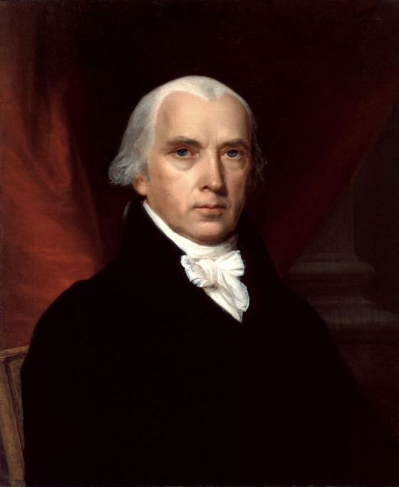 James Madison (1809-17)
