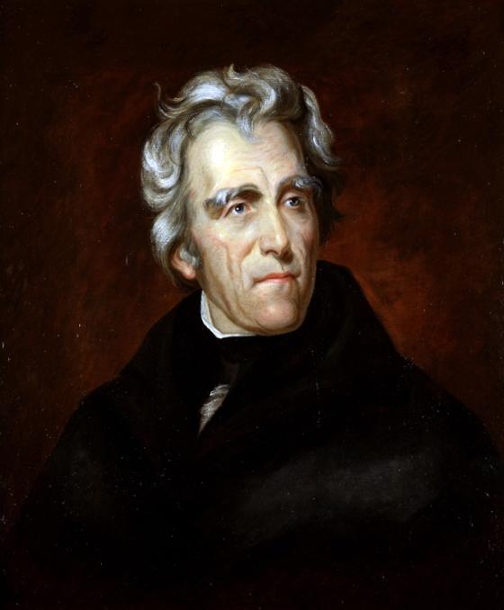 Andrew Jackson (1829-37)