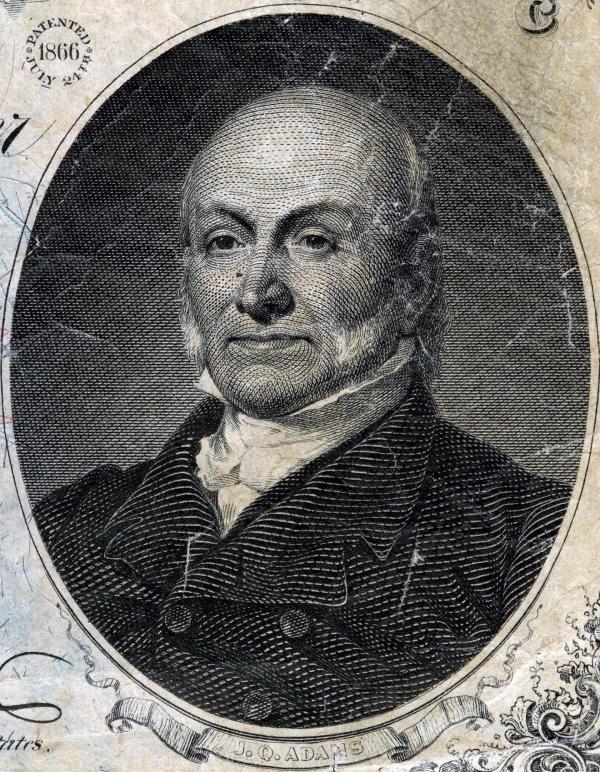 John Quincy Adams (1825-29)
