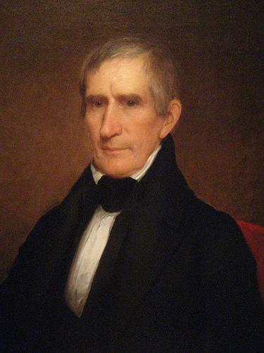 William Henry Harrison (1773 -1841)