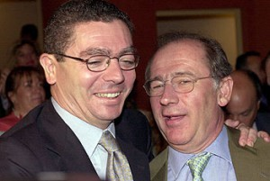 Gallardón y Rato compraron a CC.OO e IU por orden de Aznar