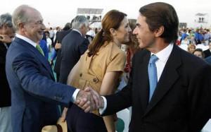 Rato cumplió el encargo de Aznar: colocar a Blesa