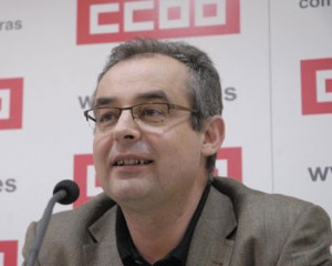 José María Mtnez (CC.OO) se vendió a Blesa