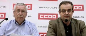 Toxo y Martínez: una oscura historia en CC.OO que no quieren limpiar