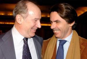 Aznar ordenó a Rato colocar a Blesa, que nunca había sido banquero