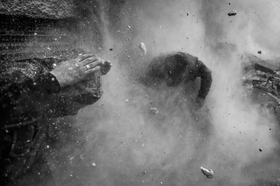 Las 12 fotos ganadoras del World Press Photo 2014