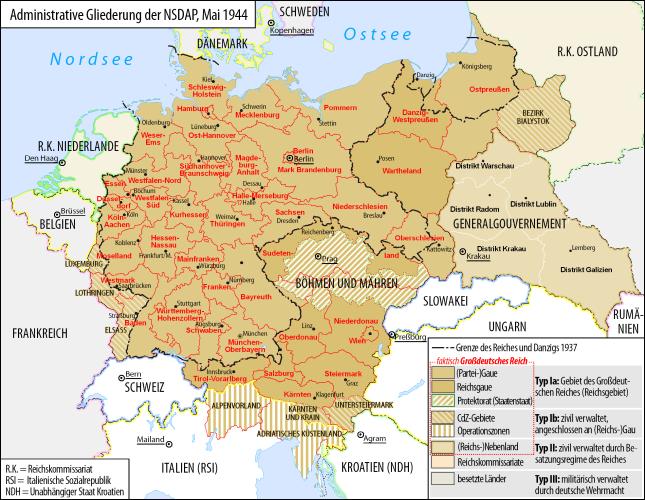 Division-administrativa-del-Tercer-Reich-Aleman
