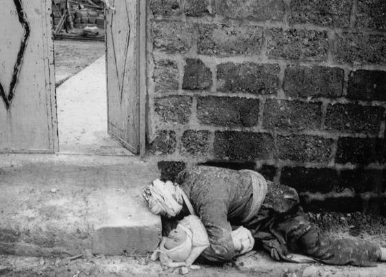 Masacre de Halabja: la foto que recorrió el mundo