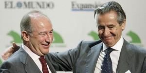 Rato y Blesa: ambos urdieron la creación de Bankia
