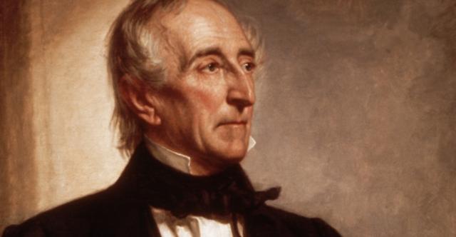 John Tyler (Décimo presidente de los Estados Unidos (1841-1845)