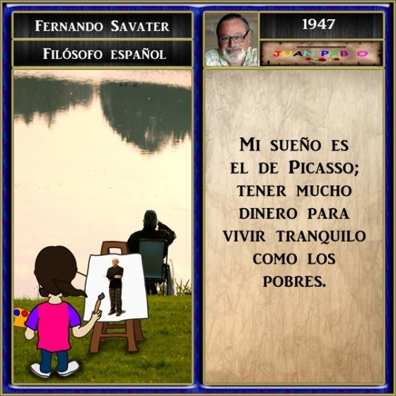 Mi+sueño+es+el+de+Picasso;+tener+mucho+dinero+para+vivir+tranquilo+como+los+pobres_