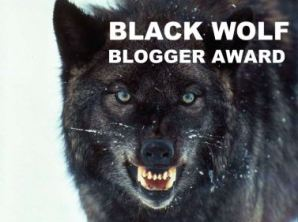Black Wolf Blogger Awards