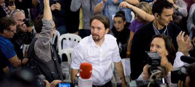 El sindicato Somos ha sido impulsado de forma autónoma a la cúpula desde el círculo Podemos Sindicalistas. (Daniel Muñoz) Leer más:  Somos, la marca sindical de Podemos, se estrenará dando la batalla en RTVE. Noticias de España  http://bit.ly/1N5oG1K