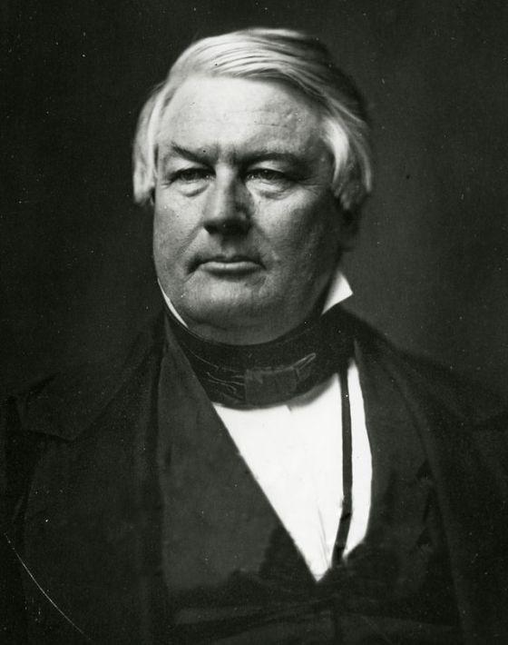 13º presidente de Estados Unidos (1850-1853)