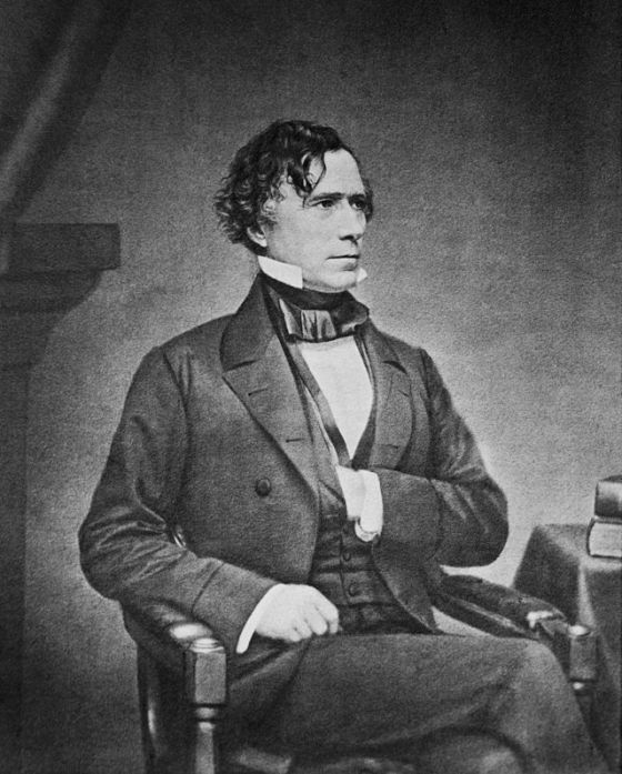 Franklin Pierce (1853-57)