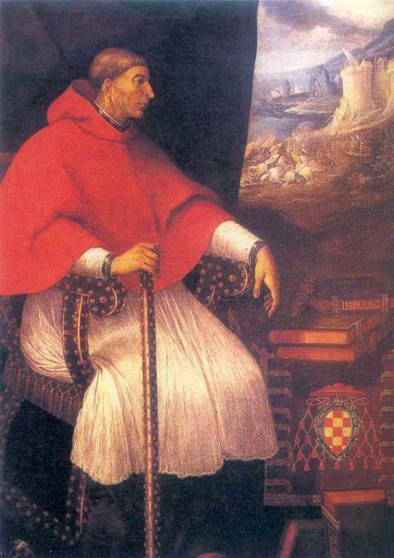 Francisco Jiménez de Cisneros