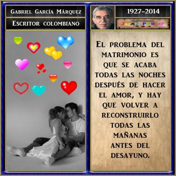 El+problema+del+matrimonio+es+que+se+acaba+todas+las+noches+después+de+hacer+el+amor,+y+hay+que+volver+a+reconstruirlo+todas+las+mañanas+antes+del+desay