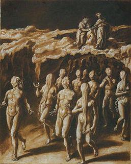 G. Stradano, Los adivinos (1587)