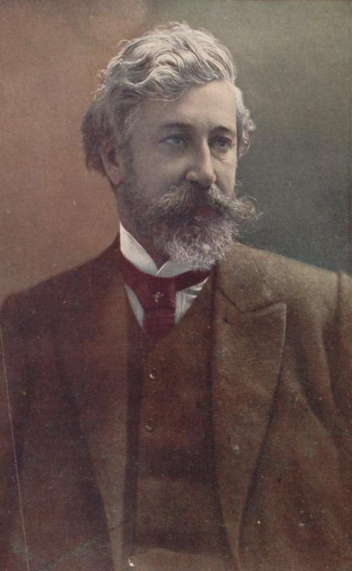 Retrato de Santiago Rusiñol | Crédito: Wikipedia