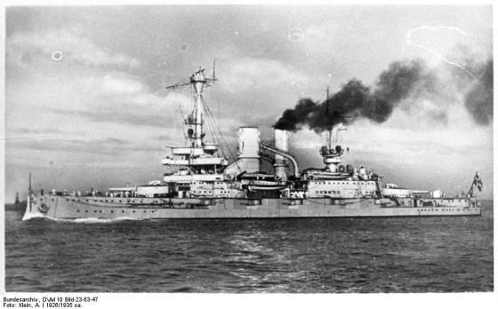 """Linienschiff """"Schleswig-Holstein"""""""