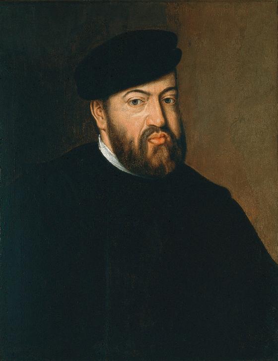 Retrato del Rey Juan III de Portugal (1502-1557)