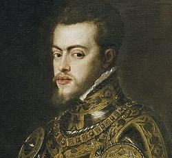 Felipe, Príncipe de Asturias, por Tiziano- ABC