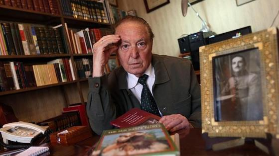 El historiador Miguel de Aguilar