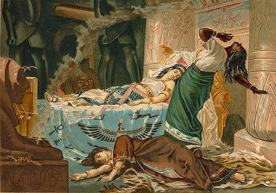 muerte-cleopatra_Juan_Luna-1881
