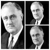 Franklin Delano Roosevelt* 32.º Presidente de los Estados Unidos deAmérica.