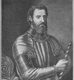 Grabado de Juan Florín- Wikimedia