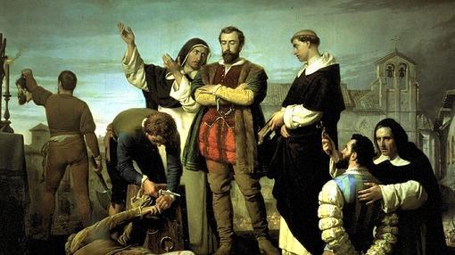 Esta obra actualmente se expone en el Congreso de los Diputados de España.