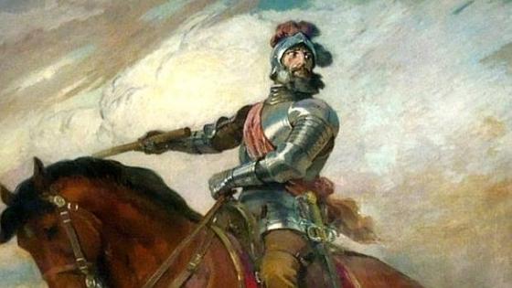 Retrato ecuestre de Francisco de Pizarro - Wikimedia