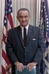 Lyndon Johnson – Trigésimo sexto presidente de los EstadosUnidos*