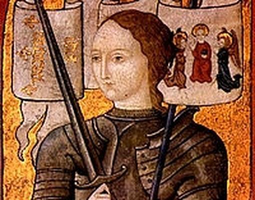 Juana de Arco- Wikimedia