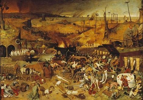Estragos de la peste (ABC)