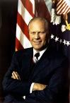 Gerald Ford – Trigésimo octavo presidente de los EstadosUnidos*