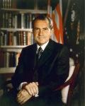 Richard Nixon – Trigésimo séptimo presidente de los EstadosUnidos*
