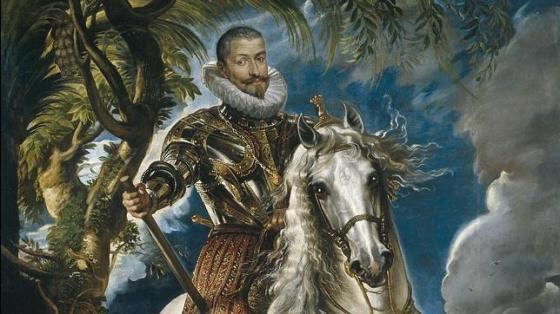 Museo del Prado Retrato del Duque de Lerma, por Peter Paul Rubens