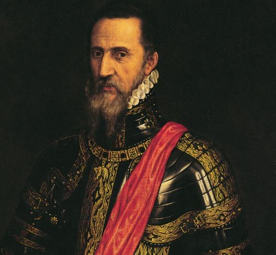 Retrato del Gran Duque de Alba