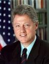 Bill Clinton – 42º presidente de los Estados Unidos en los periodos de 1993-1997 y1997-2001.