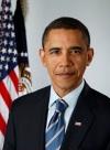 Barack Obama – Cuadragésimo cuarto y actual presidente de los Estados Unidos deAmérica.