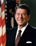 Ronald Reagan – Cuadragésimo presidente de los Estados Unidos entre 1981 y1989*