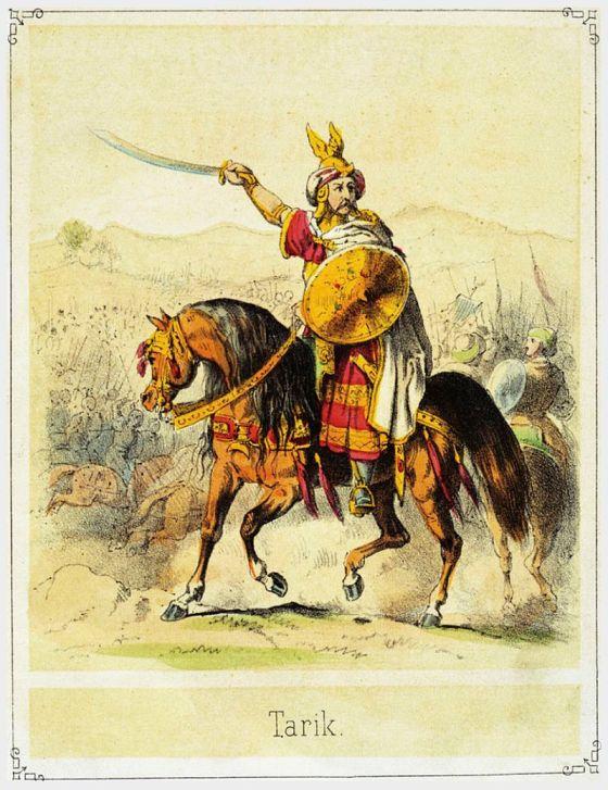 El general Tariq