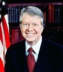 Jimmy Carter – Trigésimo noveno presidente de los Estados Unidos(1977-1981)