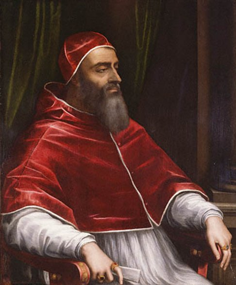 El Papa Clemente VII