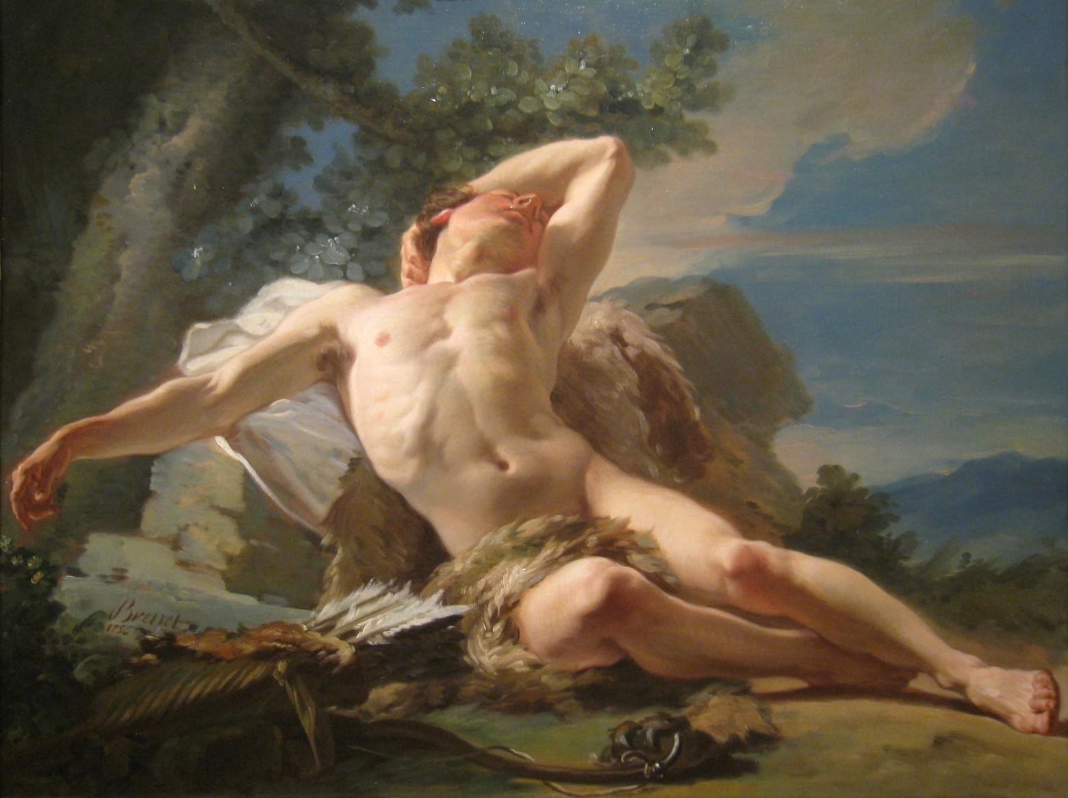 Sleeping_Encymion_1756_by_Nicolas-Guy_Brenet_1728-1792_-_IMG_7257-e1407174310547