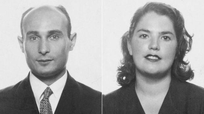 Joan Pujol, que aparece en la imagen con su esposa Araceli, fue un agente doble que ayudó a engañar a los nazis sobre las operaciones del Día D.