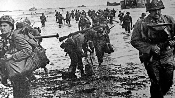 La Batalla de Normandía, en junio de 1944, culminó con la liberación de los territorios de Europa ocupados por los nazis.