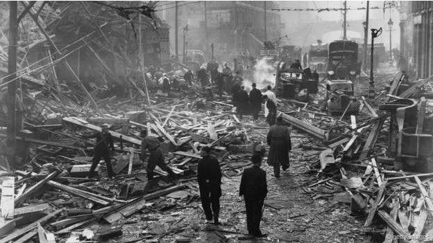 Los V2 causaron miles de muertes entre los británicos en los meses finales de la Segunda Guerra Mundial.